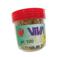 elastici assortiti – assorted rubber bands