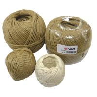 spago naturale in fibra di lino – twines and cords in flax fibres