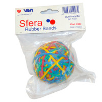 sfera rubber bands-ball of rubber bands