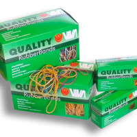 elastici in astuccio quality-rubber bands in quality box