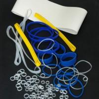 elastici latex free – latex free rubber bands