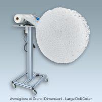 Avvolgitore di Grandi dimensioni Large Roll Coiler